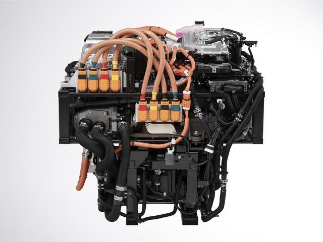 Toyota met sa technologie de pile à combustible à la disposition de partenaires commerciaux afin d'accélérer le déploiement de l'hydrogène Module-kenshiki-4-5000px
