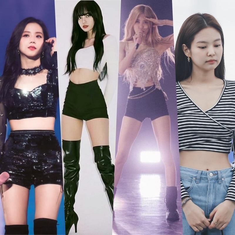 Ai xấu nhất BlackPink- Xếp hạng nhan sắc của 4 nữ idol tài năng