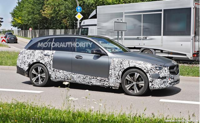 2021 - [Mercedes-Benz] Classe C [W206] - Page 18 31-A5-EA01-F6-A4-4115-AC22-EFA17-CA68907
