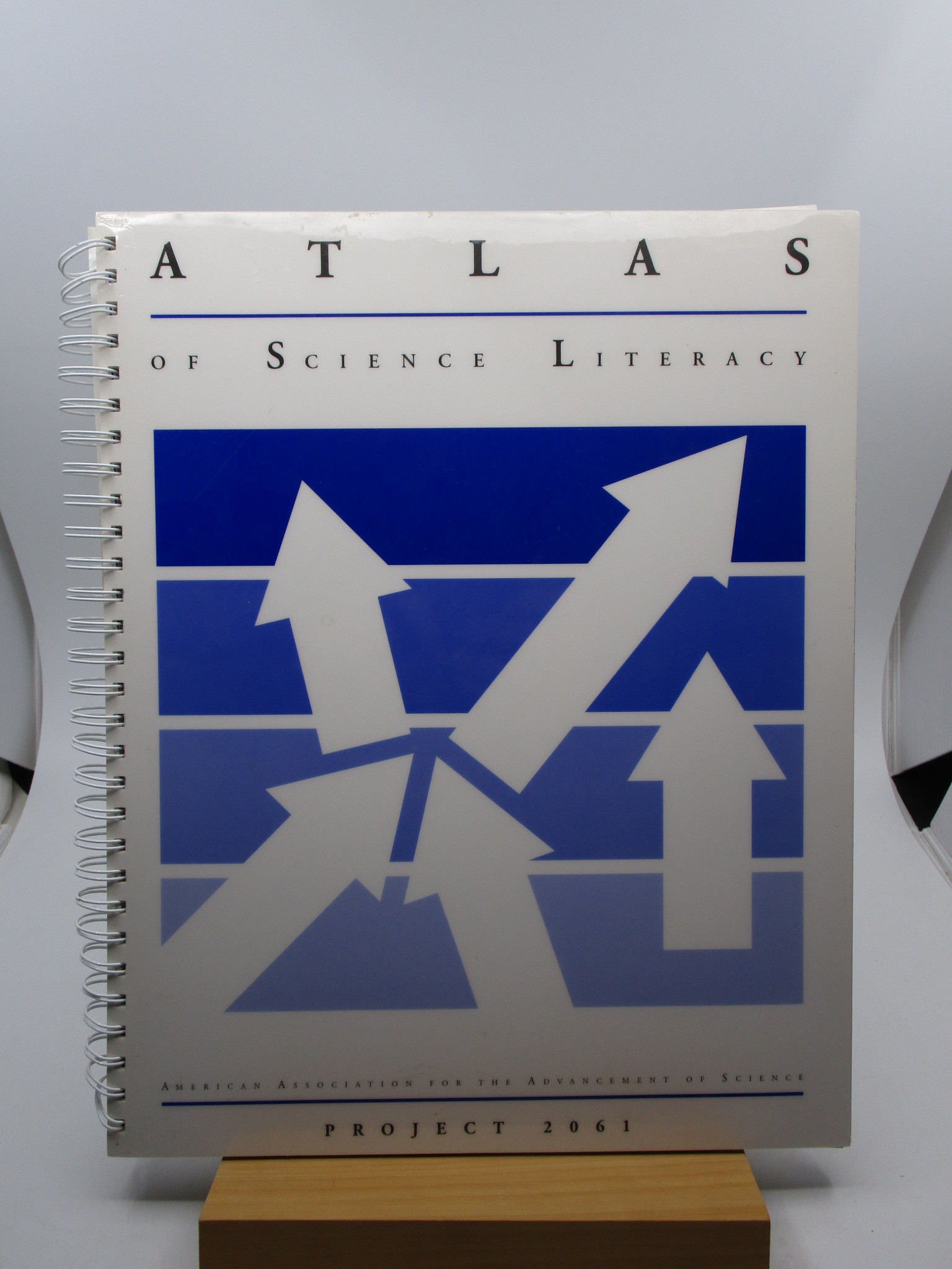 Image for Atlas of Science Literacy: Project 2061 by AAAS