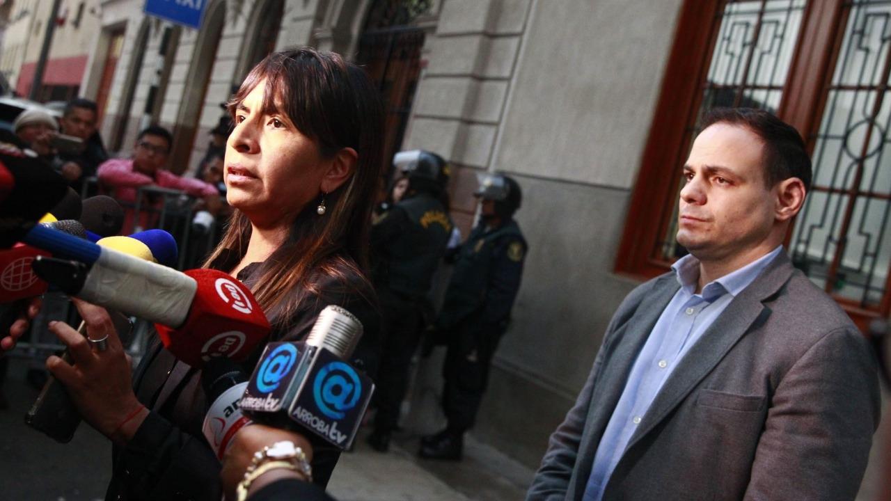 Dictan impedimento de salida del país por 31 meses contra Mark Vito