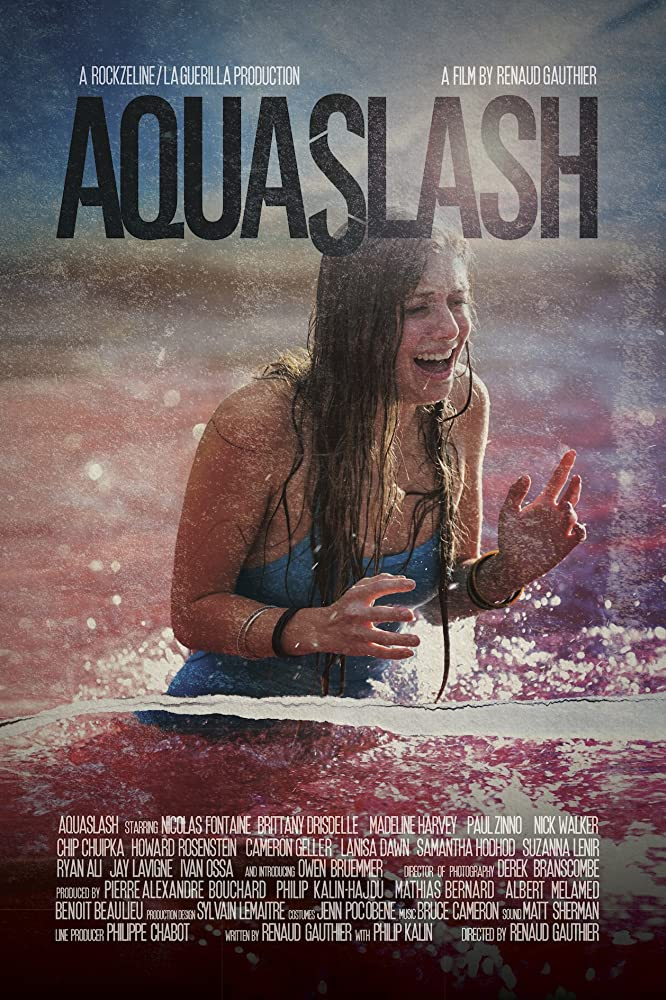 18+ Aquaslash 2019 English 480p HDRip 300MB Download
