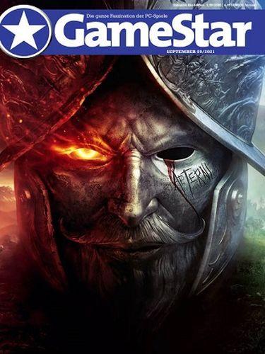 Cover: Gamestar Magazin No 09 September 2021