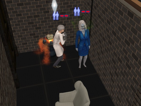 Share stories from your game! (Picture heavy) — The Sims ...