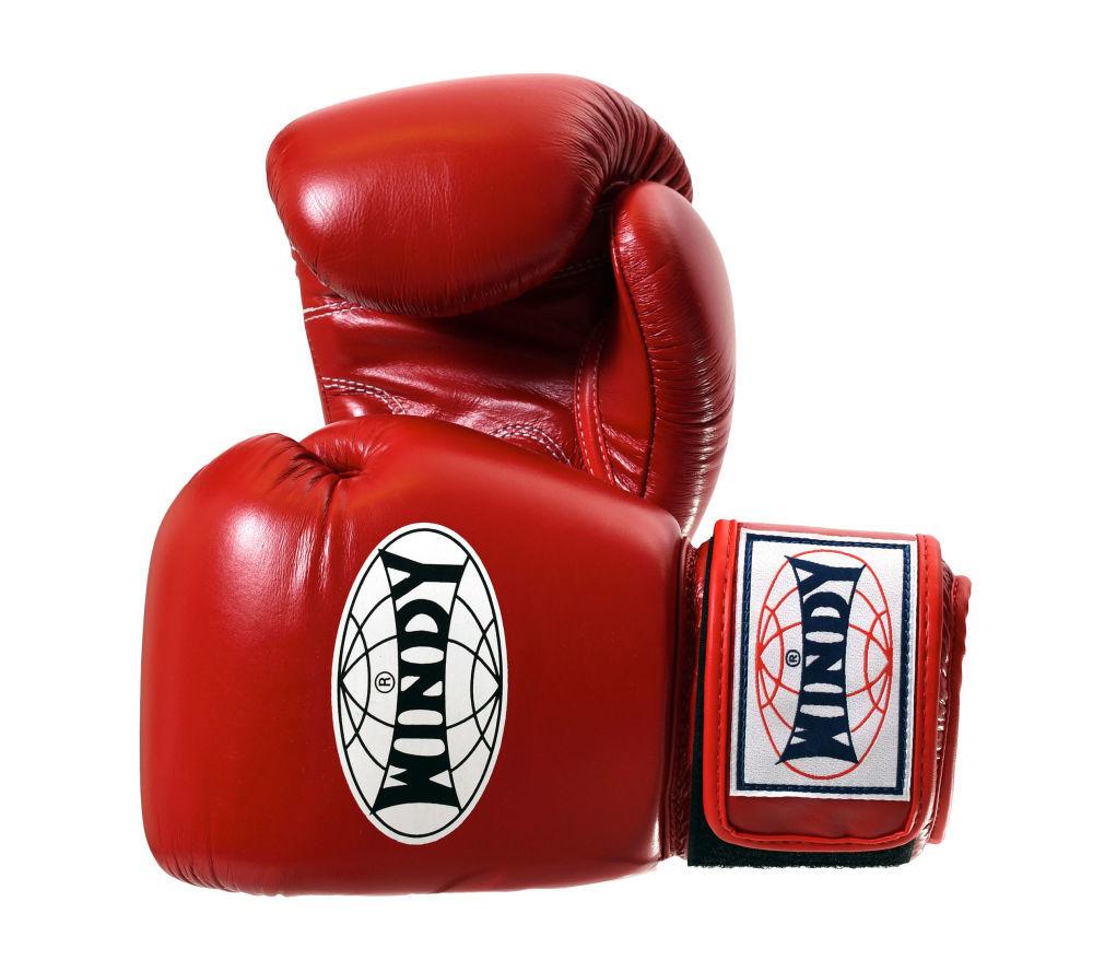 Перчатки боксерские WINDY Special красные Таиланд Оригинал