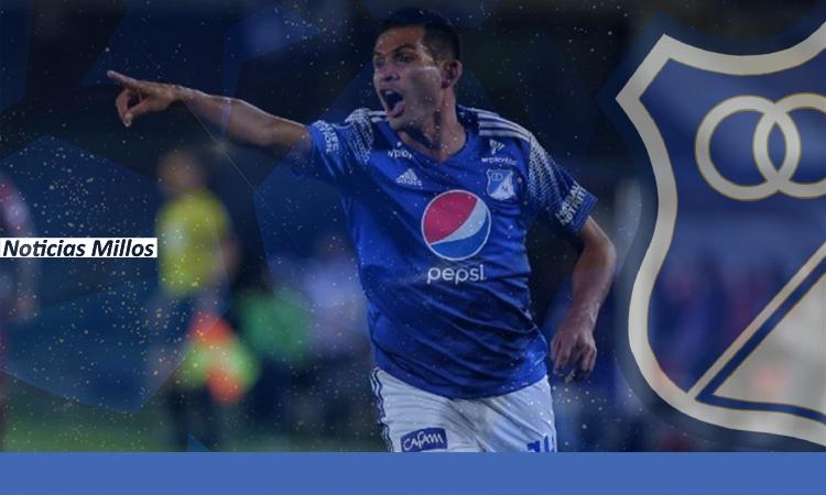 Millonarios Copa Sudamericana