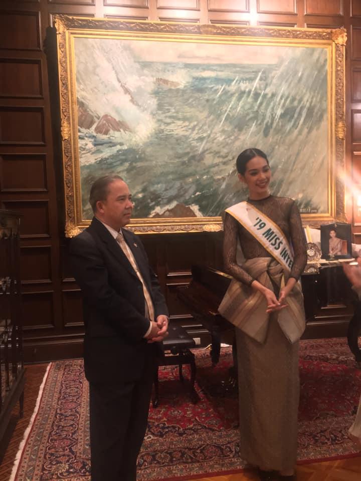 Official Thread of MISS INTERNATIONAL 2019 : Sireethorn Leearamwat of THAILAND 74457247-2804018922982341-5627259494019891200-n