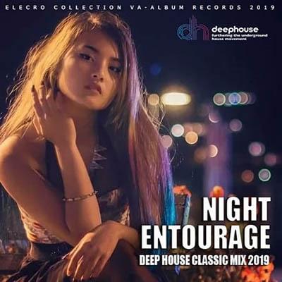 Night Entourage: Deep House Classic Mix (2019) MP3 320 kbps