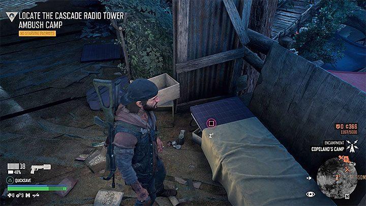 Как сохранить игру в Days Gone?