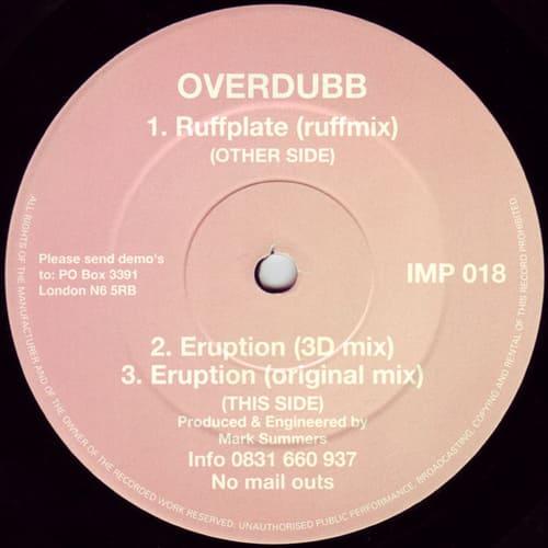 Download Overdubb - Ruffplate / Eruption mp3