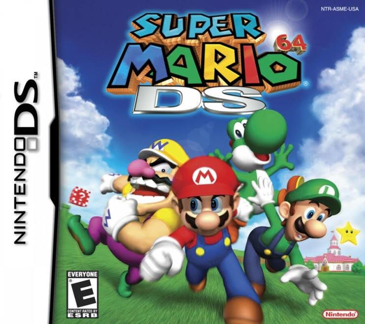 Super-Mario-64-DS-Portada