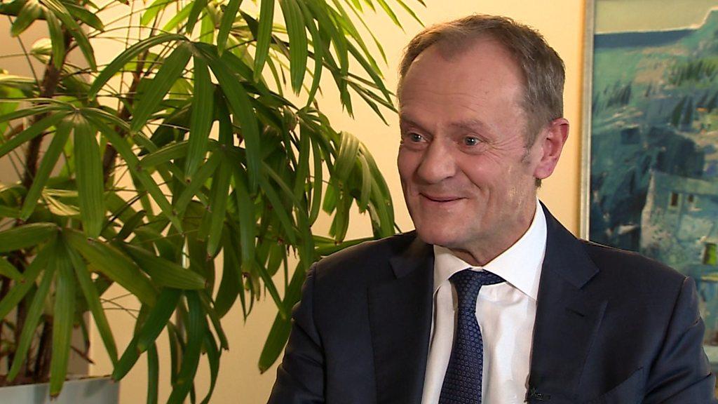 'Empathy' for Scotland joining the EU, says Tusk