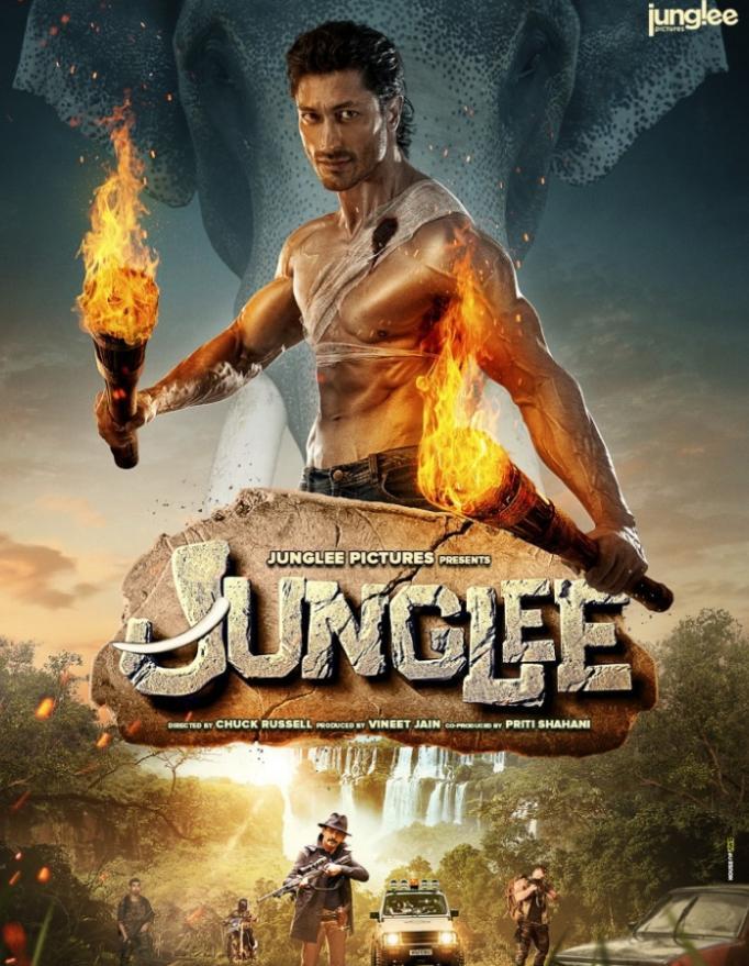 Junglee 2019 Hindi PreDvD V2 x264 AC3
