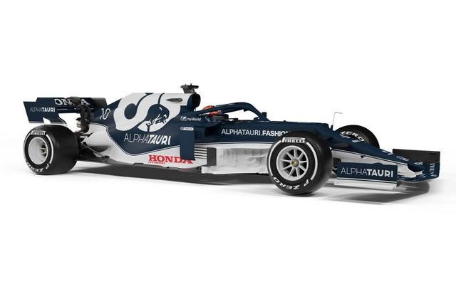 F1 2021 : La Scuderia AlphaTauri a présenté sa nouvelle Formule 1, baptisée AT02 At02-gallery1-scuderia-alphatauri