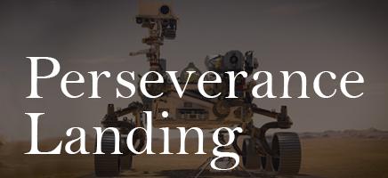 Perseverance-Landing