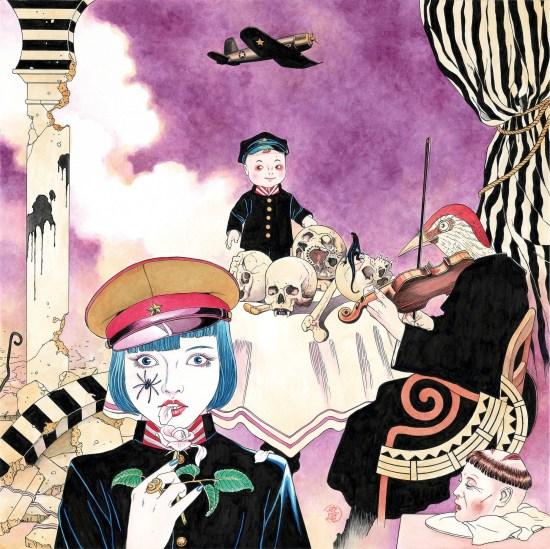 [Album] NECRONOMIDOL – VOIDHYMN