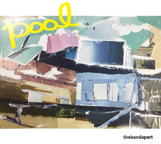 [Single] the band apart – POOL e.p.
