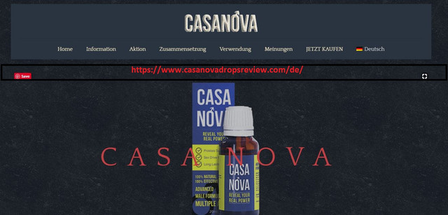 https://www.casanovadropsreview.com/de/ -This condition prevents men that Casanova orders erection and orgasm during intercourse. The result is that you simply are unable to fulfill your associates.