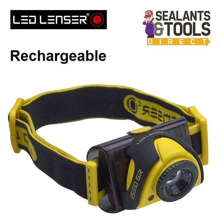 Led-Lenser-XMS19-LLHEADR-Ledlenser-Head-Torch-Lamp-Rechargeable