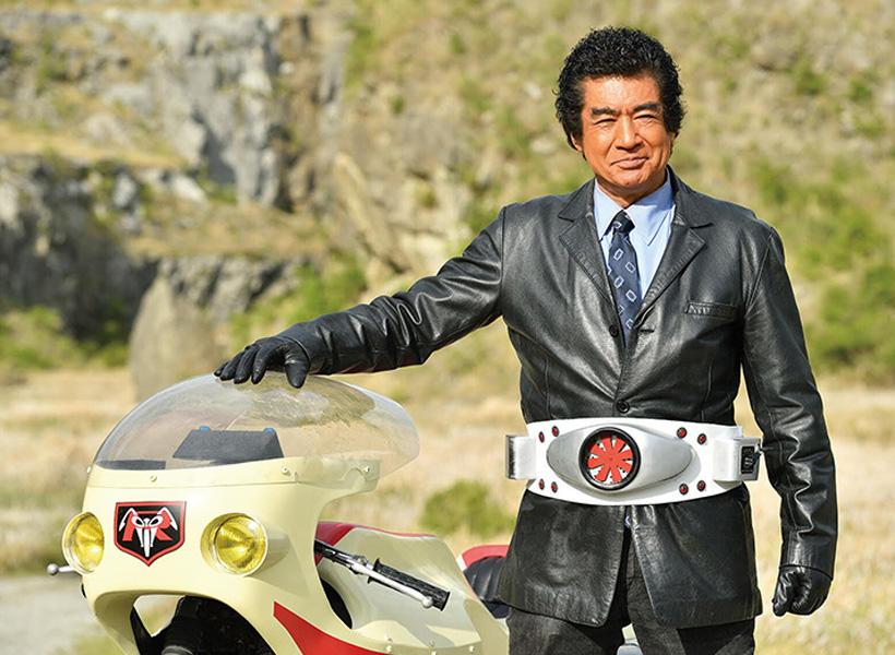 Shin Kamen Rider - Hongo Takeshi