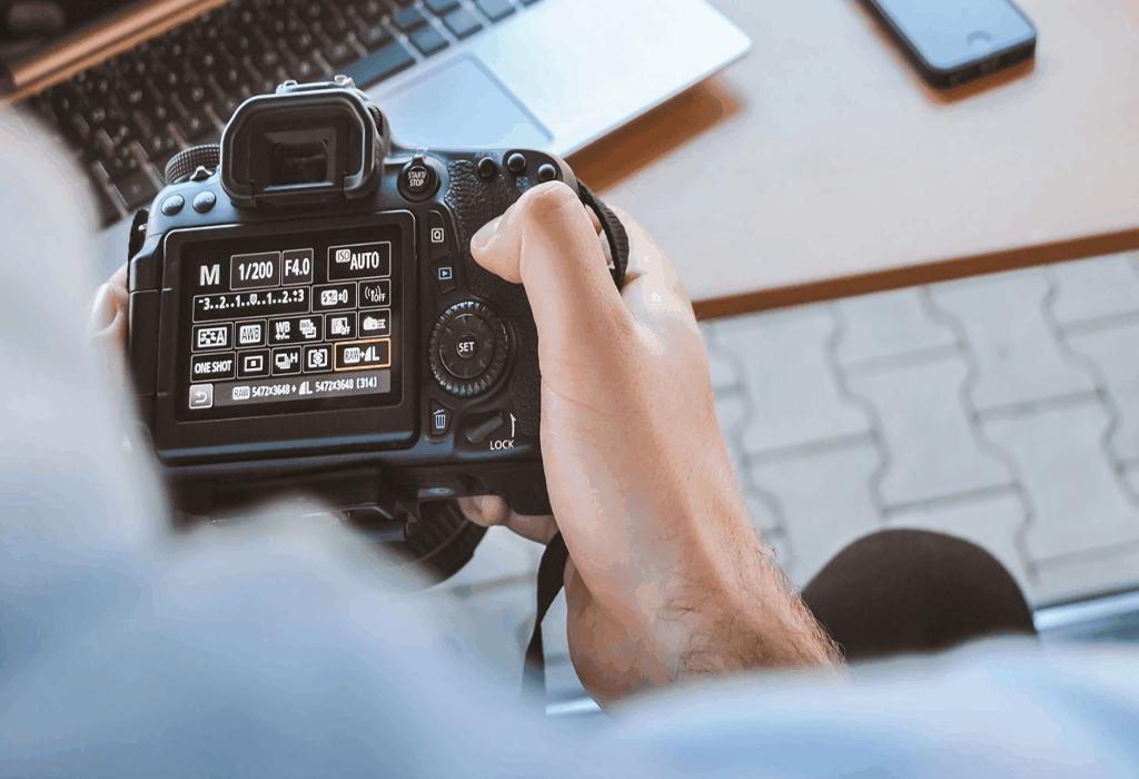 Digital Photography Job Course