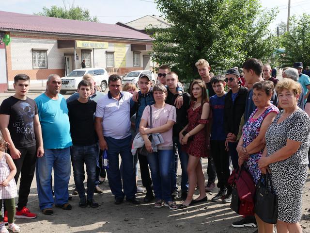 В Шилкинском районе завершился весенний призыв в ряды Российской Армии