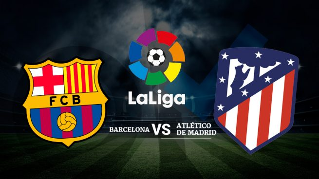 descargar LaLiga - F.C Barcelona VS Atlético de Madrid (2018/19)[HDTV 1080p][Catellano][VS] gratis