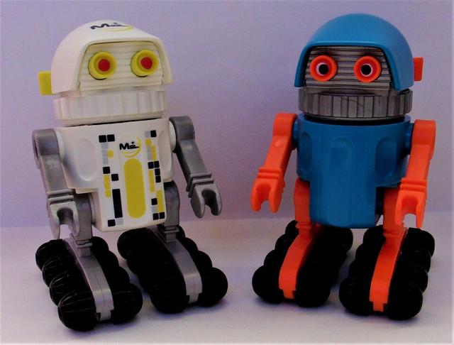 Playmobil Thème espace : Les robots Robotspace-7