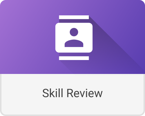 Skill_Review