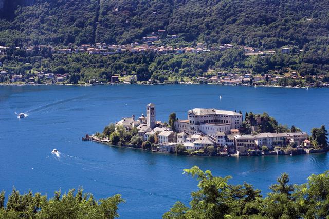 Lake Orta | lake, Italy | Britannica