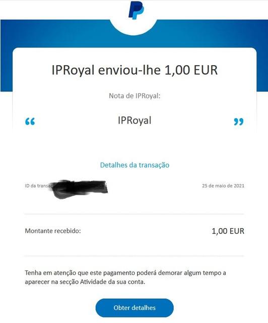 Pawns Iproyal - Pagamentos - Página 3 Iproyal