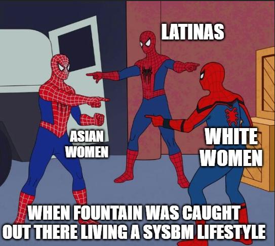 Fountain-hypocrite
