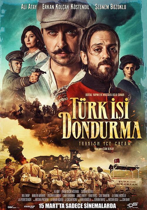 Türk İşi Dondurma | 2019 | Yerli Film | NF | WEB-DL | XviD | Sansürsüz | 720p - 1080p - m720p - m1080p | WEB-DL | Tek Link