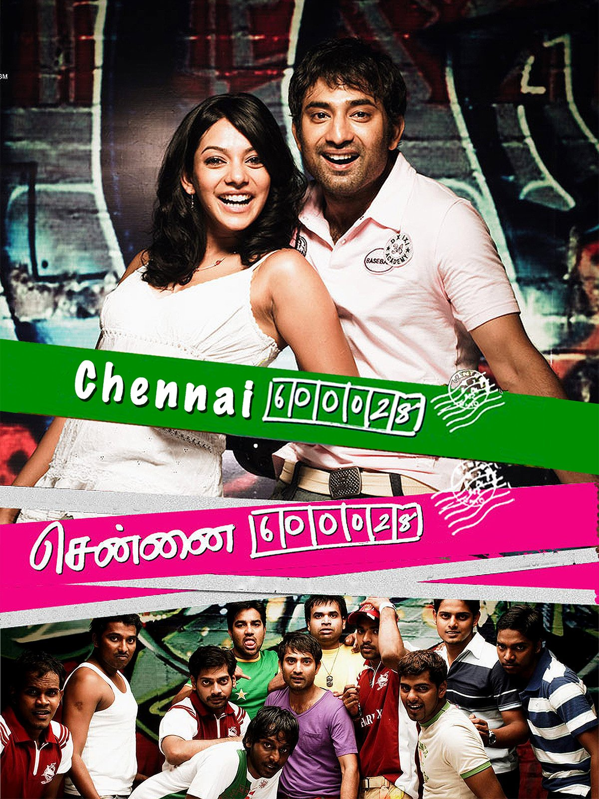 Chennai 600028 (2021) Hindi Dubbed 480p HDRip x264 AAC 600MB Download