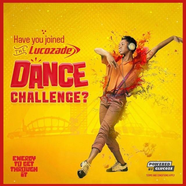 Lucozade Dance Challenge!