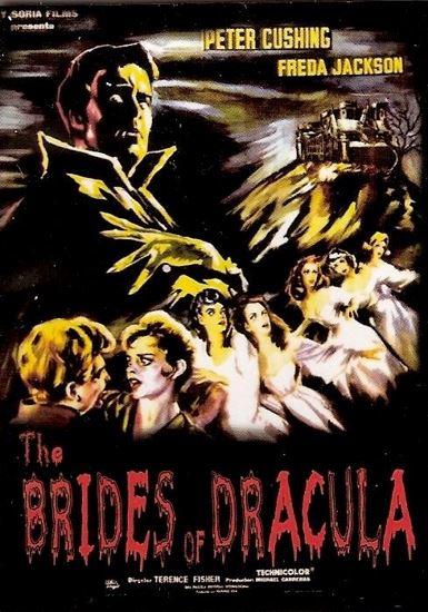 Narzeczona Draculi / The Brides of Dracula (1960) PL.AC3.DVDRip.XviD-GR4PE | Lektor PL