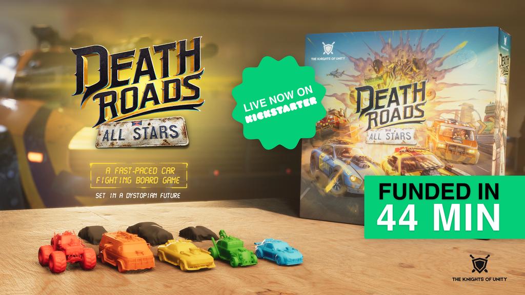 Death Roads: All Stars