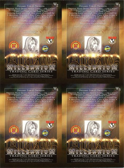 Witchblade-Millennium-W1-W4-reverse