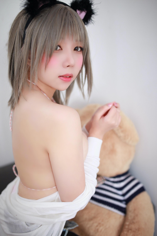 Kano Nozomi 鹿野希 - Cat Girl 10