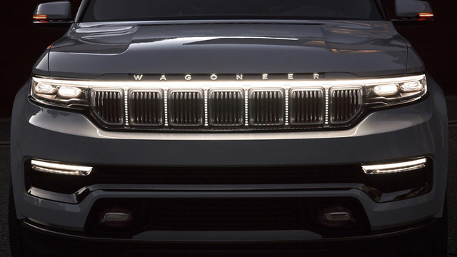 2020 - [Jeep] Wagoneer concept  Grand-Wagoneer-Concept