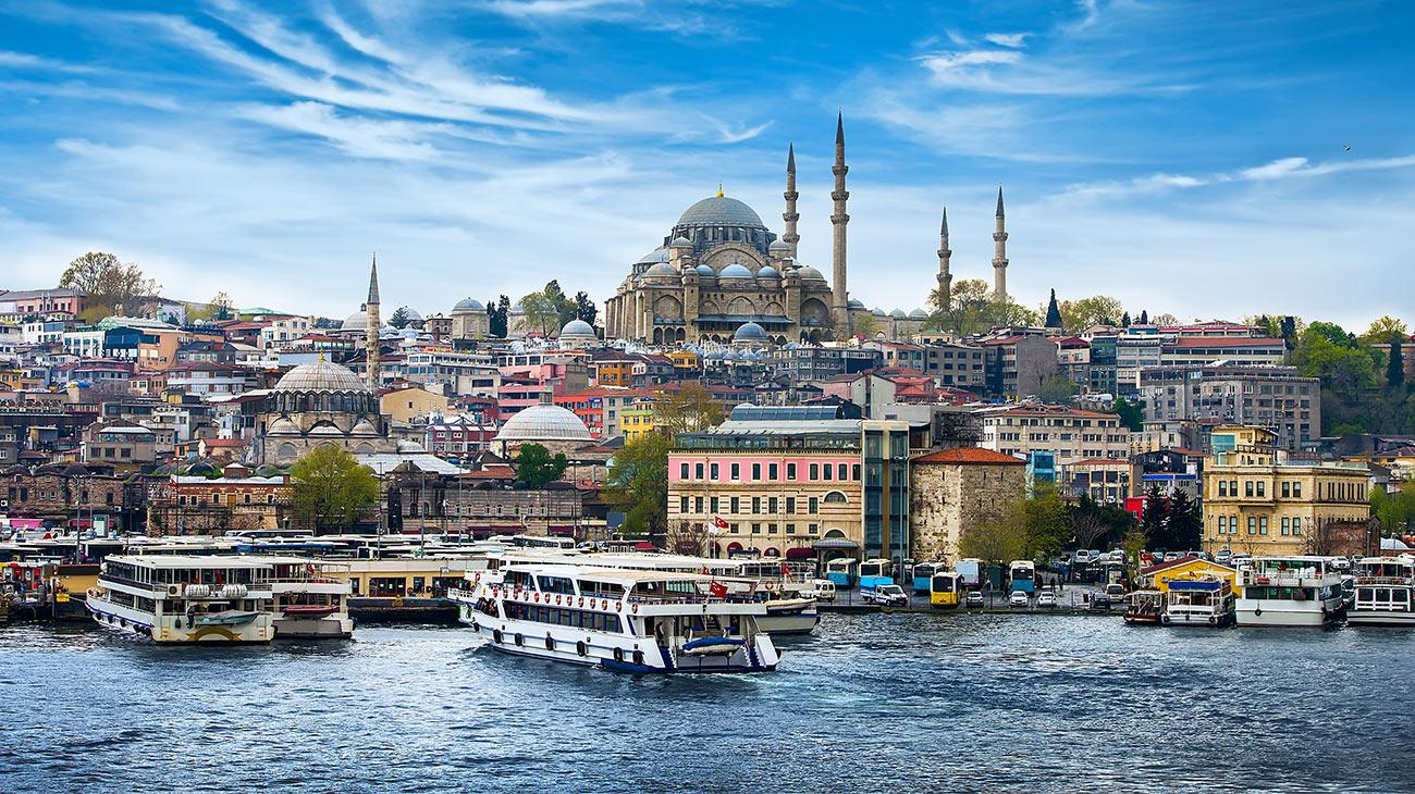 نظرة عامة عن الحياة في تركيا