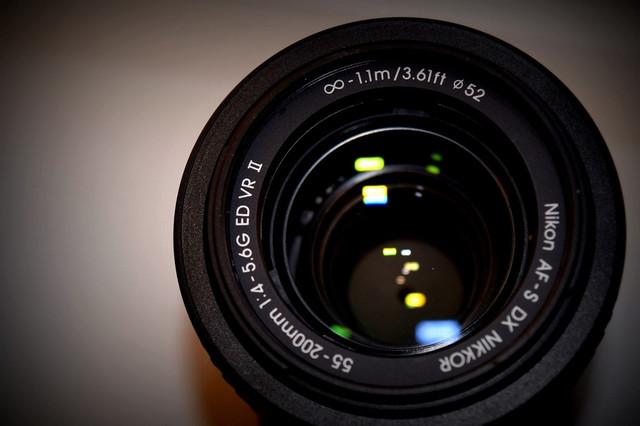 Memahami Lensa Kamera