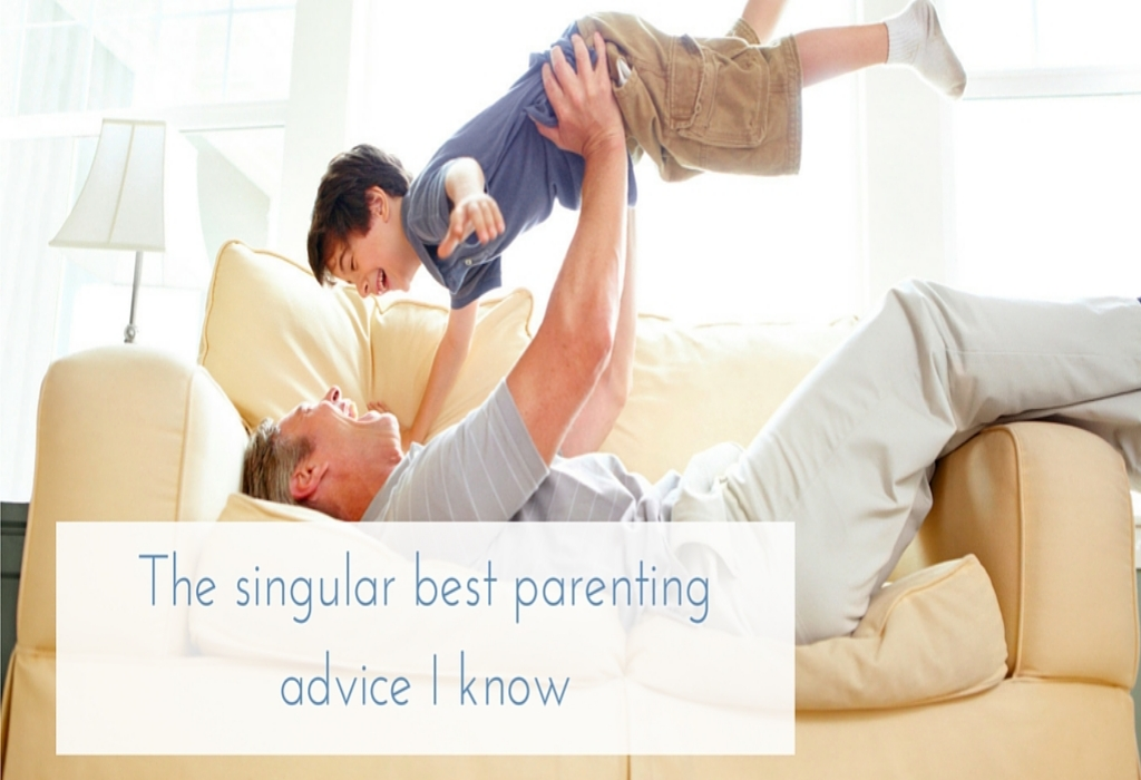 Parenting Advice Funny