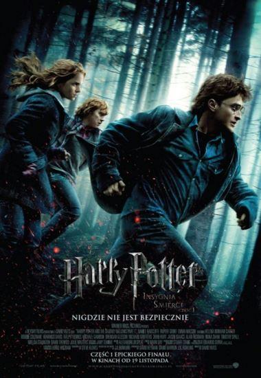 Harry Potter i Insygnia Śmierci: Część I / Harry Potter and the Deathly Hallows: Part 1 (2010) PLDUB.BRRip.XviD-GR4PE | Dubbing PL