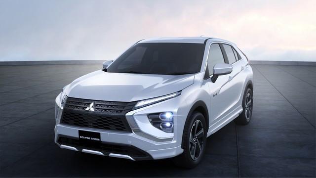 Mitsubishi Motors annonce le lancement de l'Eclipse Cross PHEV en Europe 1336-eclipse-cross-phev-img-01