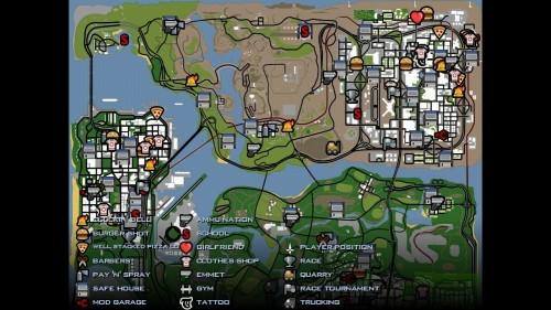 10 Alasan Untuk Bermain Kembali GTA San Andreas