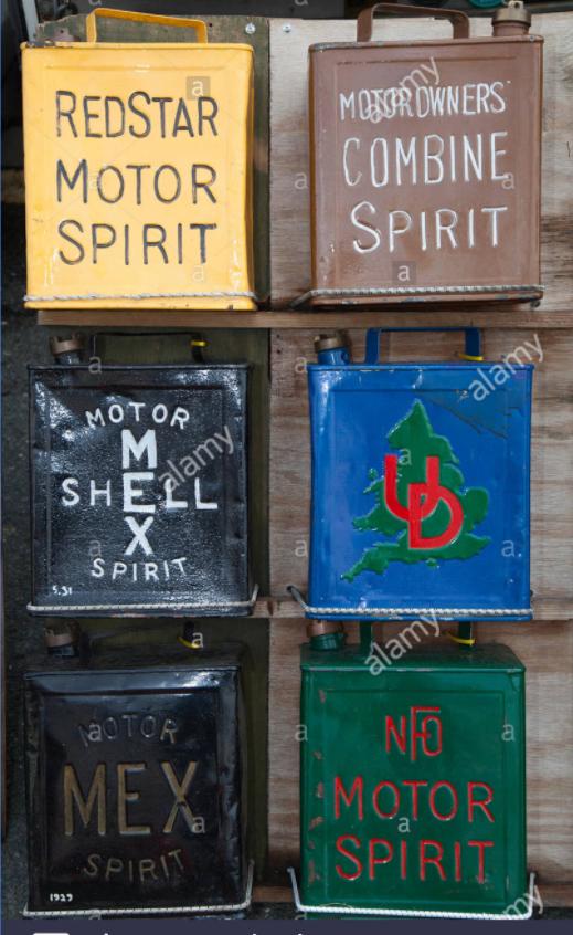 Motor-spirit