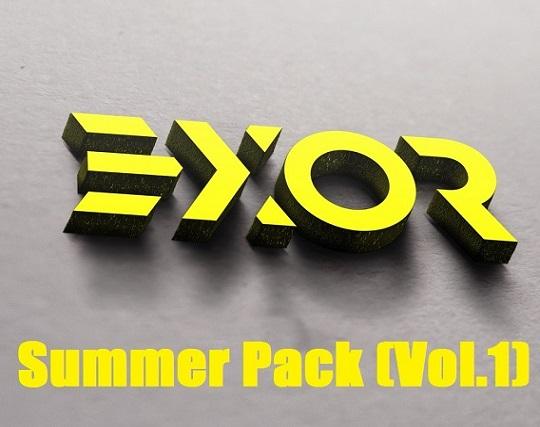 Dj Exor - Summer Pack (Vol.1) [2021]