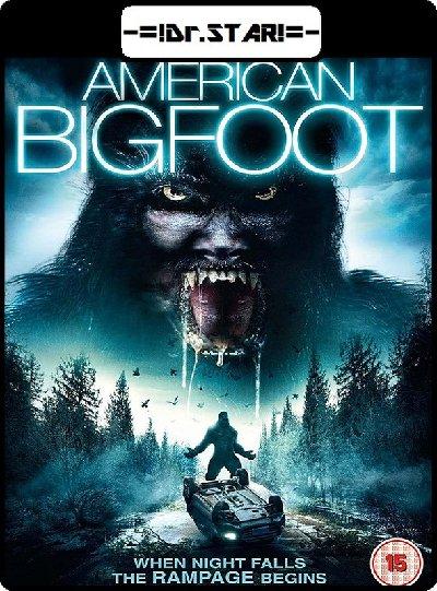 American Bigfoot (2017) UNCUT Hindi Dubbed 720p HDRip x264 900MB Esubs DL