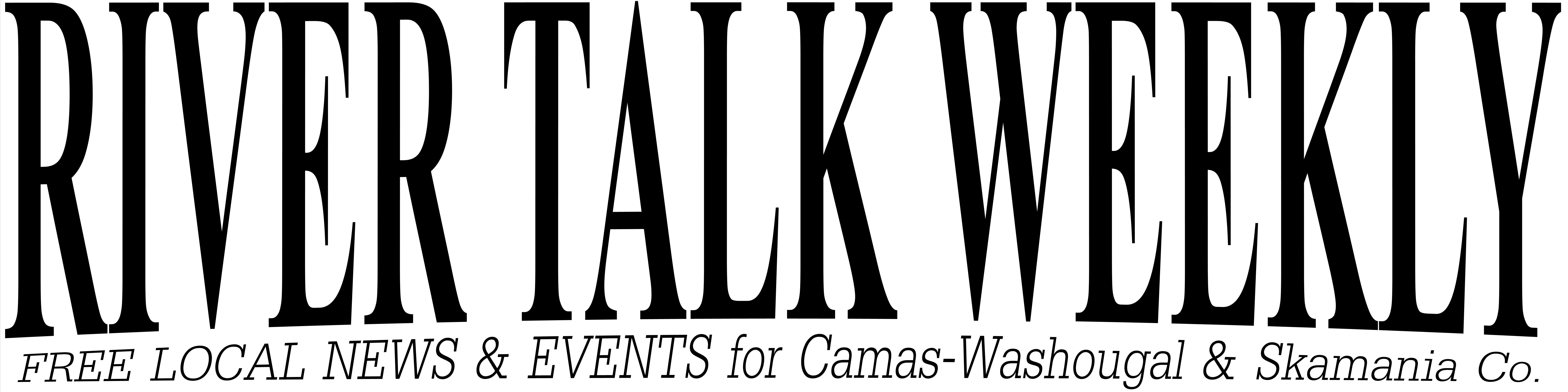 River Talk Weekly Logo